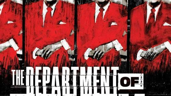 'The Department of Truth' #2 review