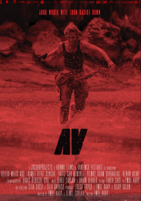 [Nightstream] 'AV: The Hunt' review: Survival thriller with a powerful message
