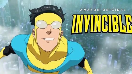 invincible tv
