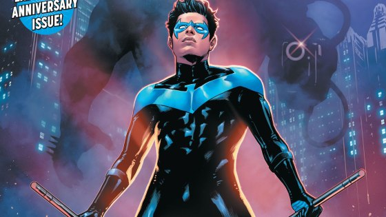 Nightwing is back-but is he back for good?