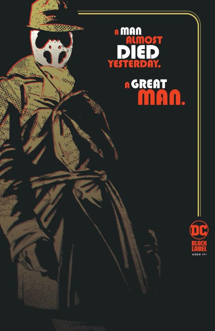 Rorschach #1 DC Comics