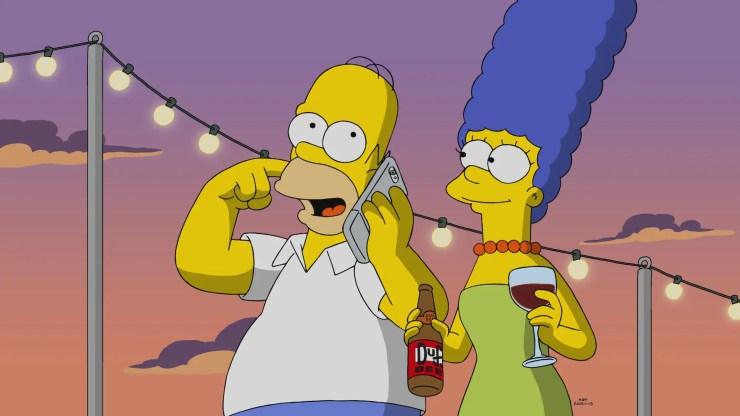 The Simpsons season 31