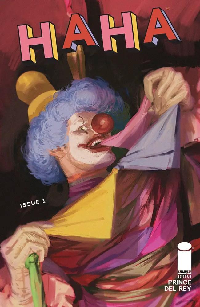 Image Comics Haha #1