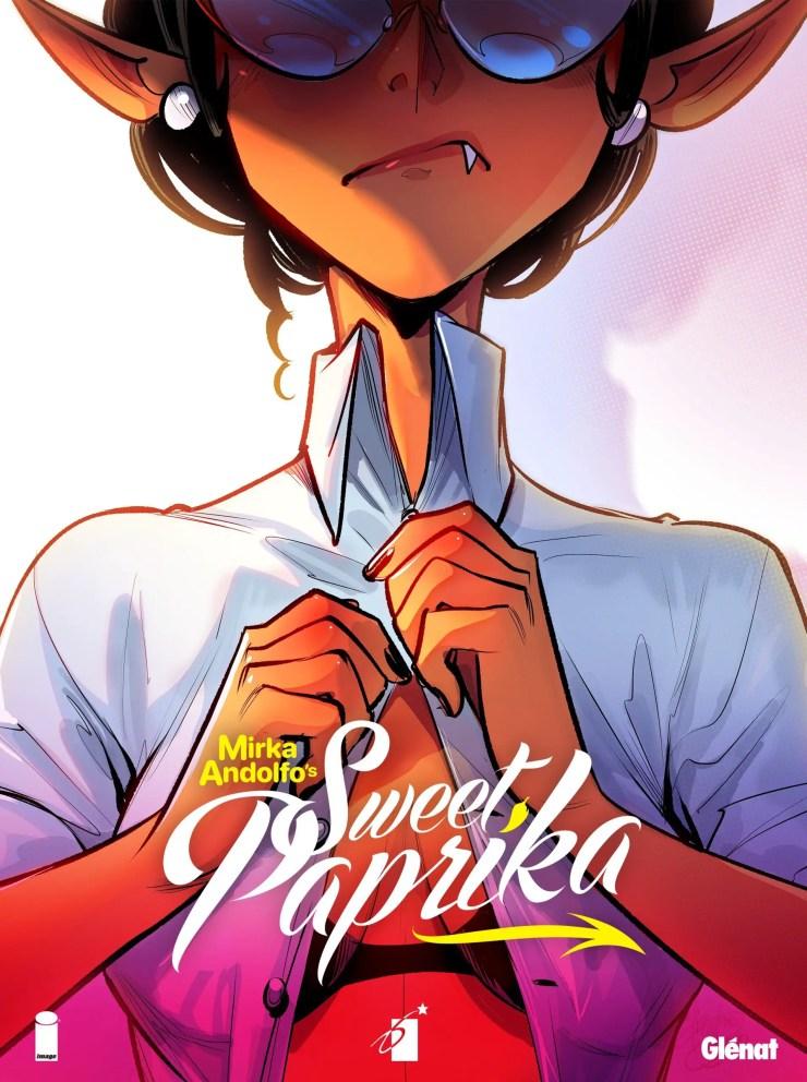 Sweet Paprika #1 Mirka Andolfo