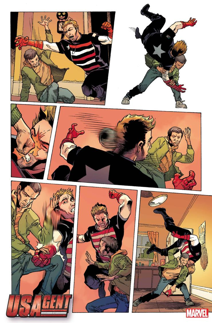 U.S.Agent #1 preview