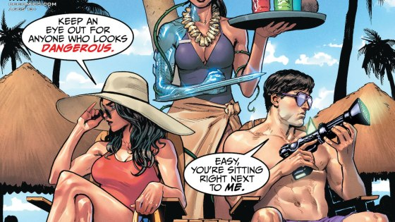 DC Preview: Wonder Woman #764