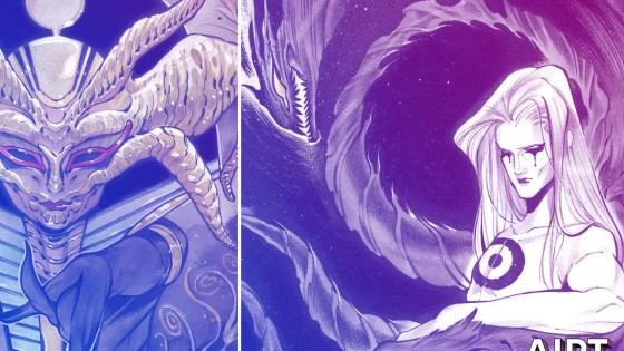 EXCLUSIVE X-Men First Look: X-Men #15 & X of Swords Destruction #1 covers