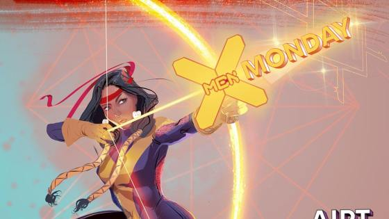 X-Men Monday #80 - Writer Darcie Little Badger Answers Your Dani Moonstar Questions