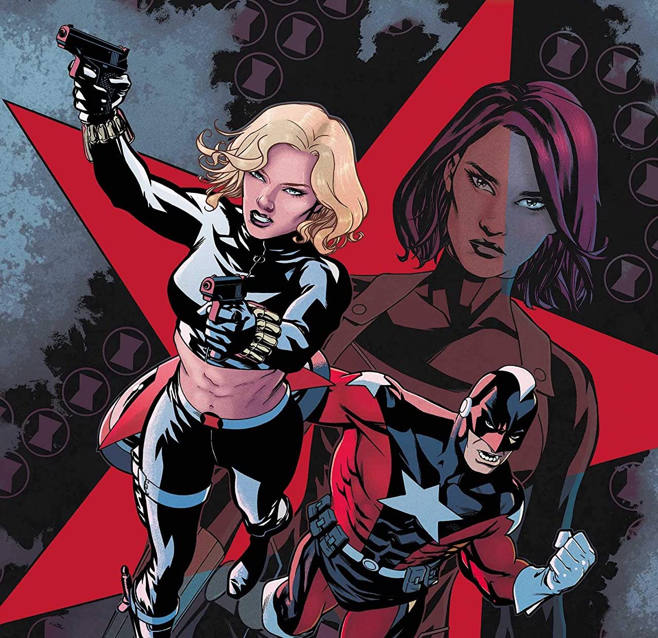'Widowmakers: Red Guardian and Yelena Belova' #1 review
