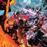 'X of Swords: Destruction' #1 review