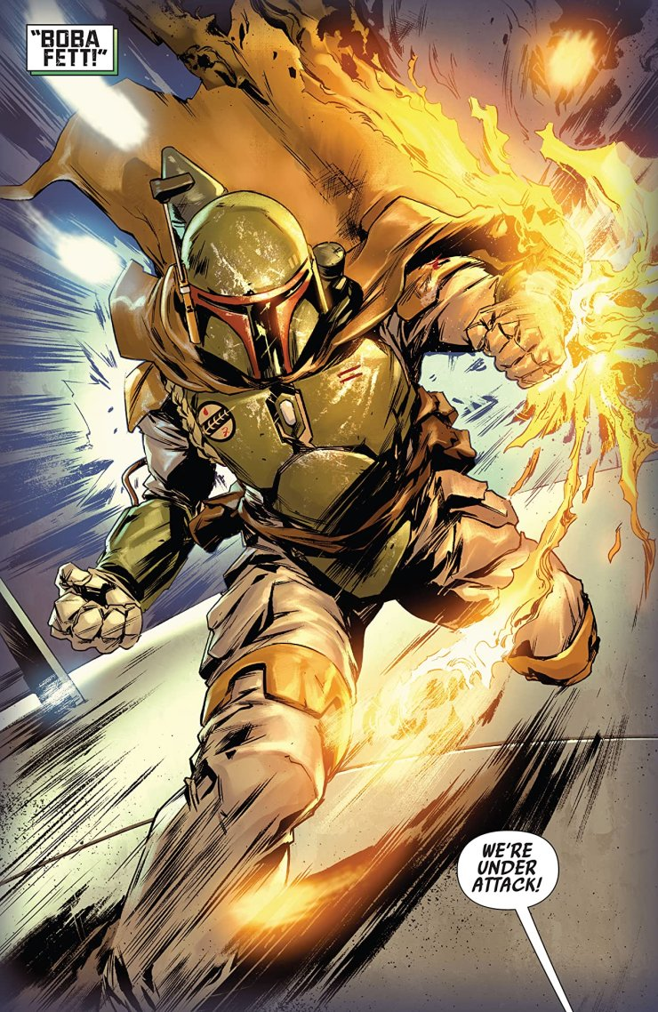 Star Wars Bounty Hunters Vol. 1: Galaxy's Deadliest