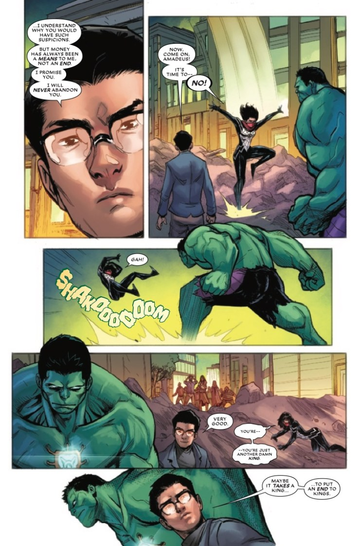 Marvel Preview: Atlantis Attacks #5