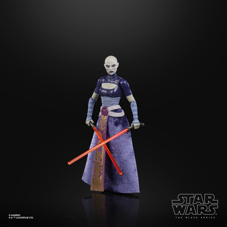 Star Wars Black Series: Bad Batch and Asajj Ventress figures revealed!