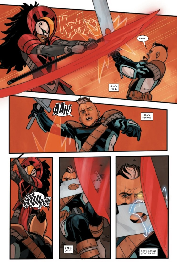 Marvel Preview: Cable #6