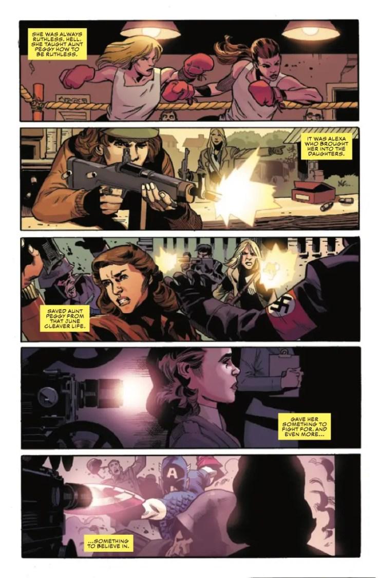 Marvel Preview: Captain America #25