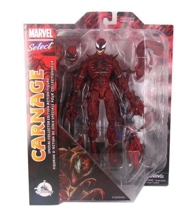 Carnage Collector Edition 1