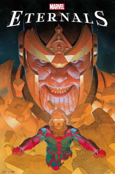 Eternals #2 marvel february solicitations