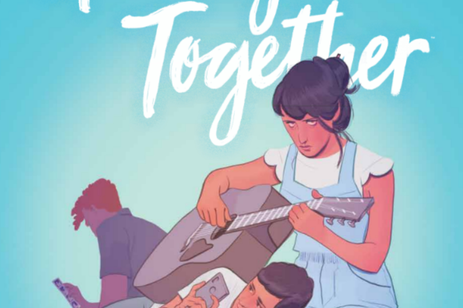 'Getting It Together' #2 review: This comic-sitcom hybrid opens up the world