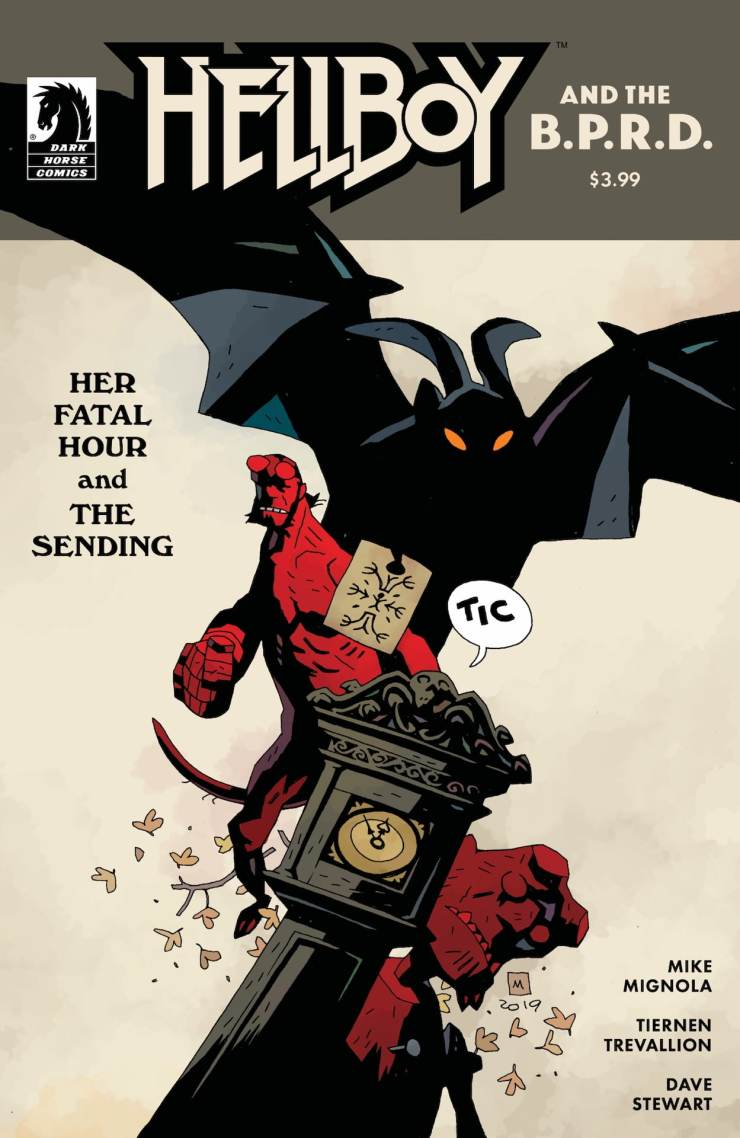HELLBOY AND THE B.P.R.D.: HER FATAL HOUR ONE-SHOT