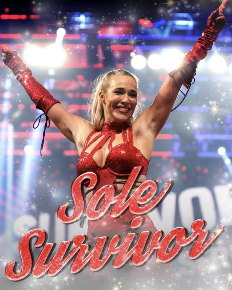 women's wrestling lana survivor series