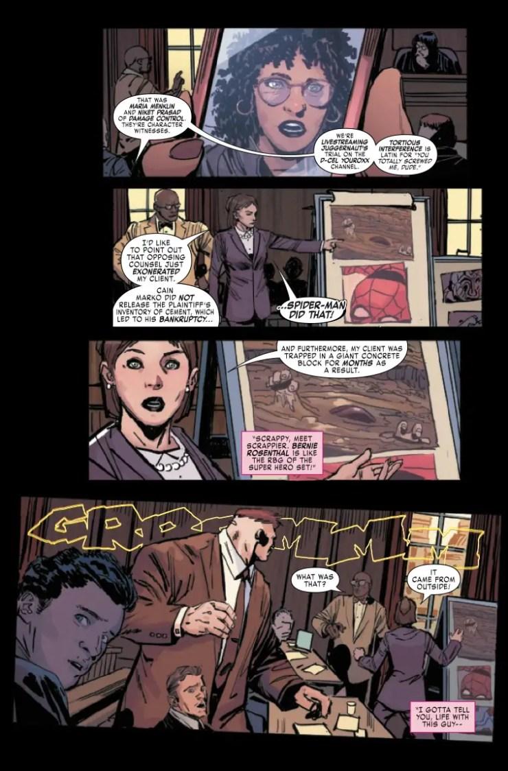 Marvel Preview: Juggernaut #3