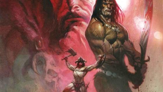 Titan Books and Conan Properties partner for new and original 'Conan' fiction
