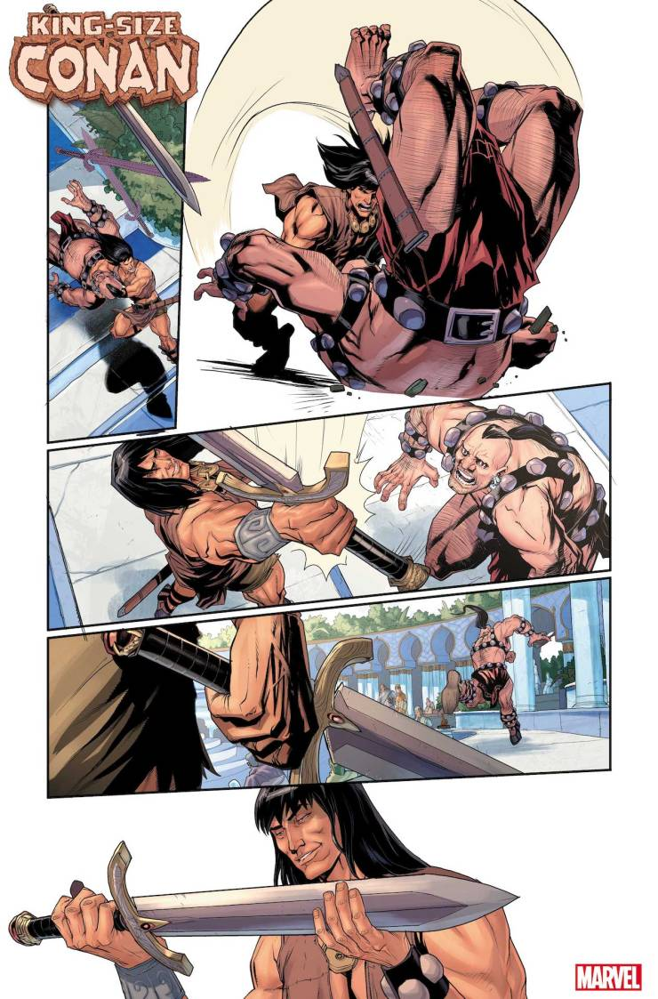 King-Size Conan (2020) #1