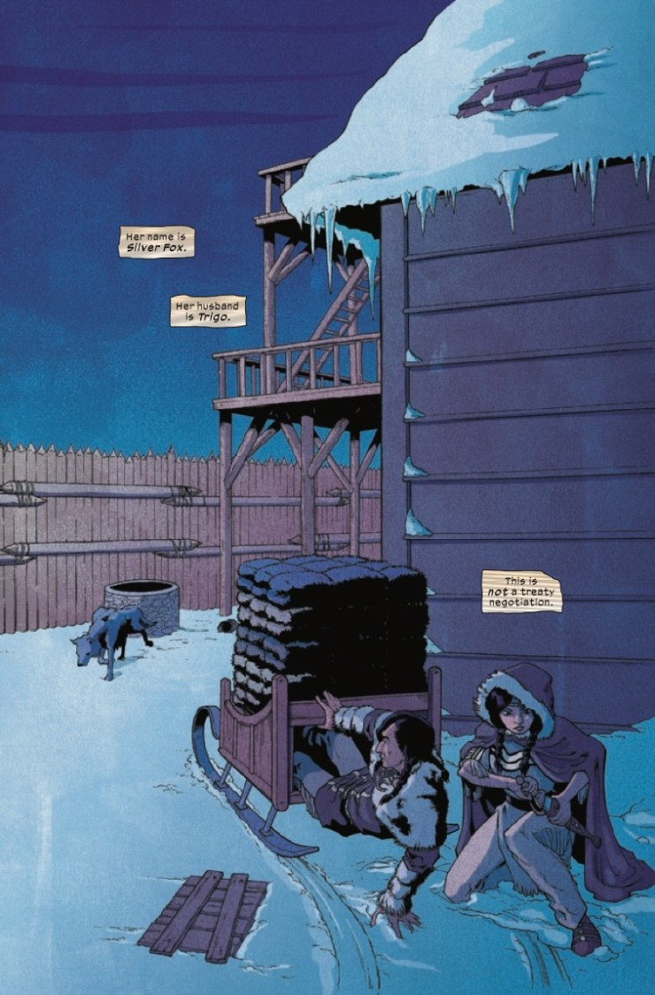Marvel Preview: Marvel's Voices: Indigenous Voices #1