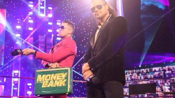 WWE Raw - Miz and Morrison