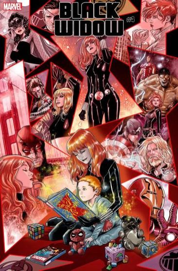 AIPT Comics Podcast Episode 100 Black Widow