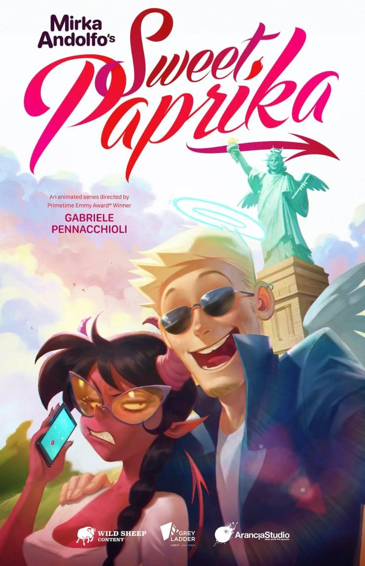 Sweet Paprika Poster