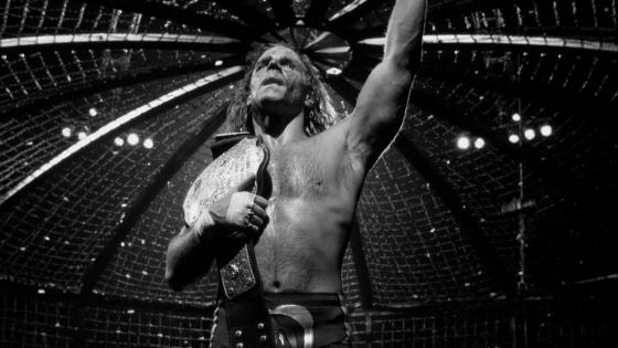 PTW Wrestling Podcast - Shawn Michaels wins the World Heavyweight Championship