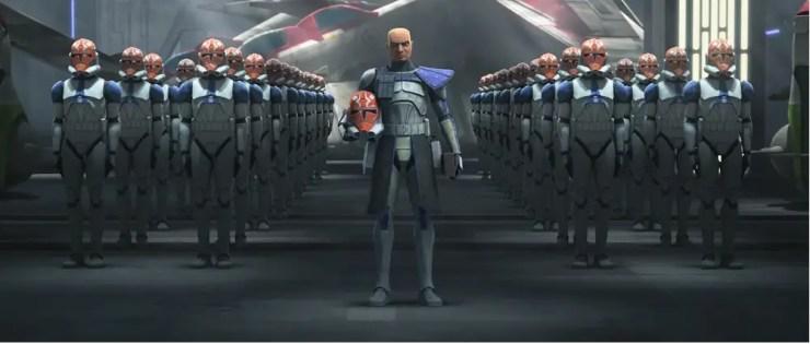 Clone Wars (Disney+)