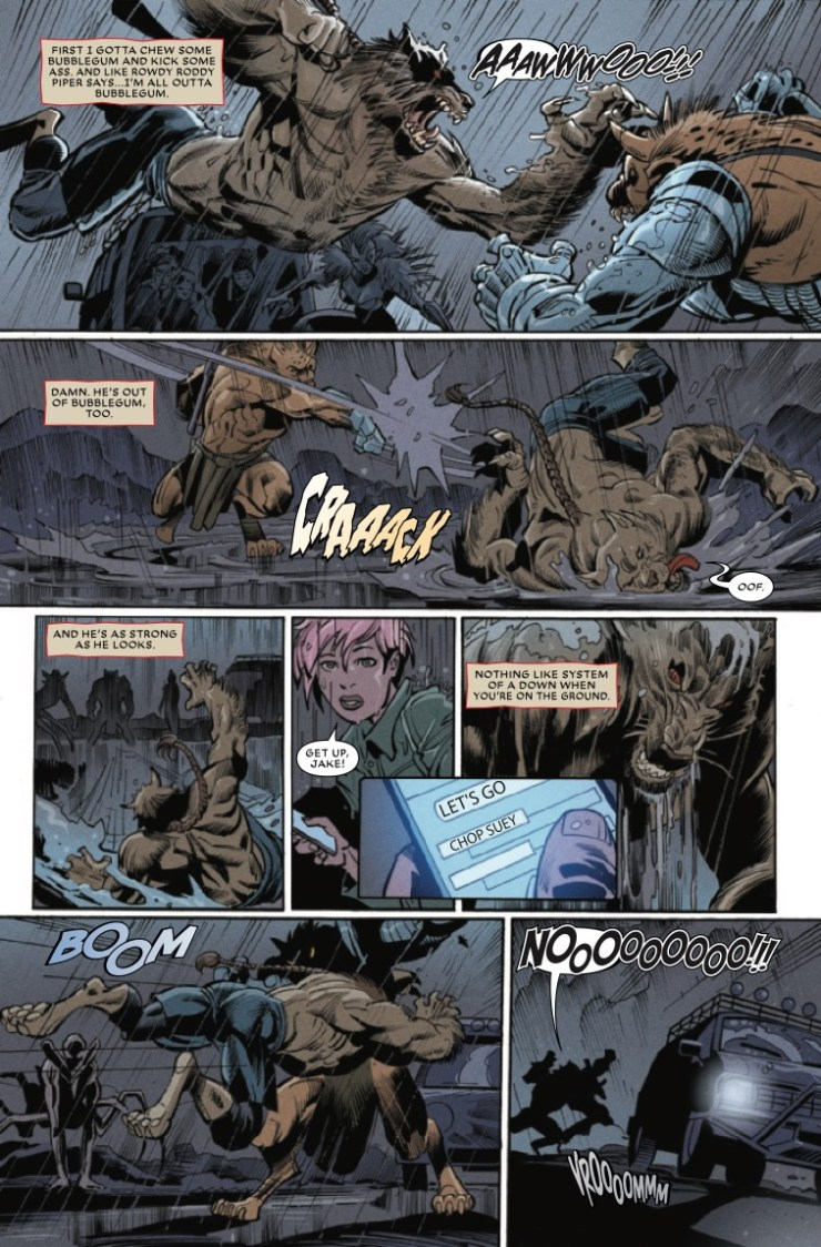 Marvel Preview: Werewolf by Night #2