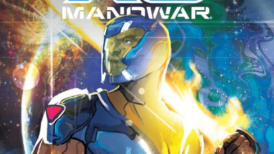 'X-O Manowar' #2 review