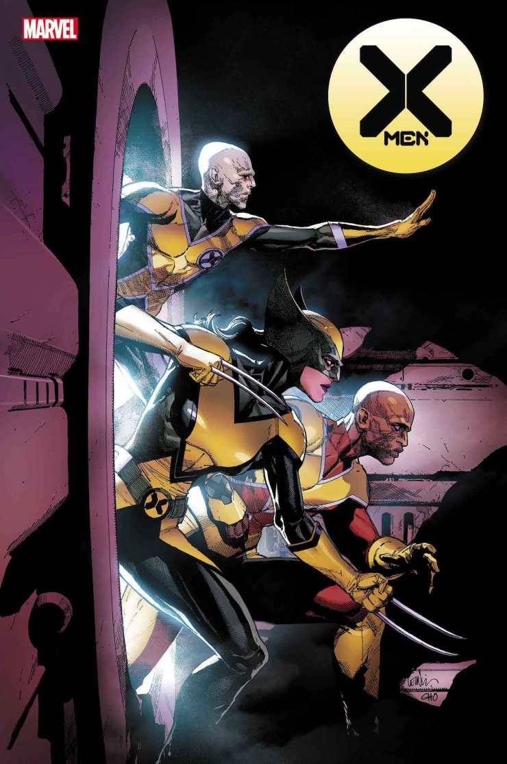 X-Men #18 February Marvel Solicitations