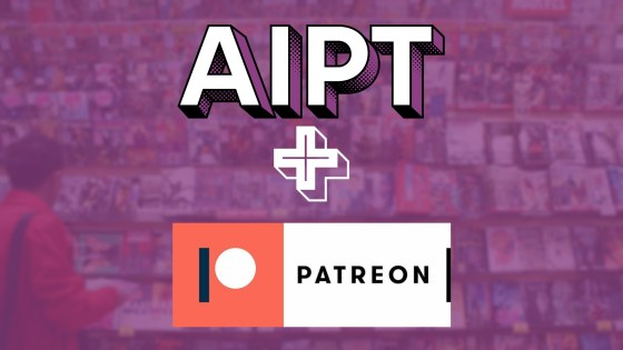 Introducing the AIPT Patreon: Support independent comics journalism!