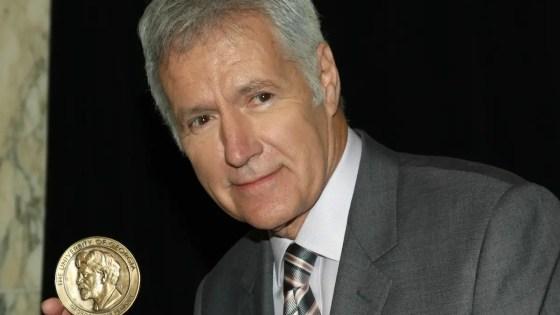 Alex Trebek in 2011