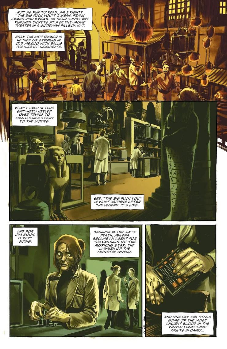 American Vampire 1976 #2 preview