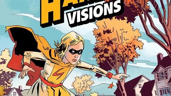 Dark Horse Comics launching 'Black Hammer: Visions' for 2021