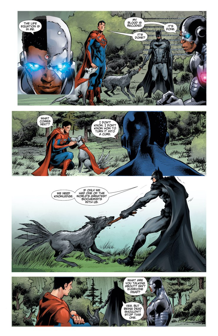 DCeased: Dead Planet #6 preview