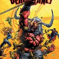 DC Preview: DCeased Dead Planet #6