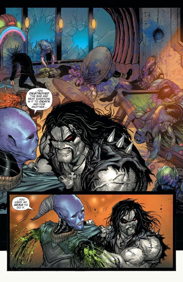 Dark Nights: Death Metal Infinite Hour Exxxtreme! #1 preview