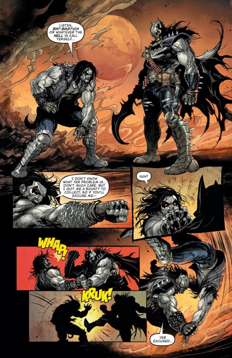 DC Preview: Dark Nights: Death Metal Infinite Hour Exxxtreme! #1
