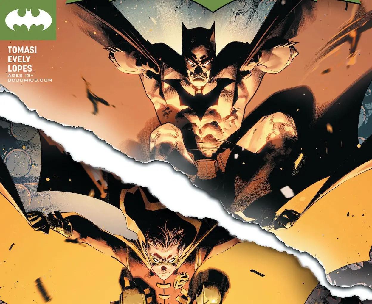 'Detective Comics' #1031 review