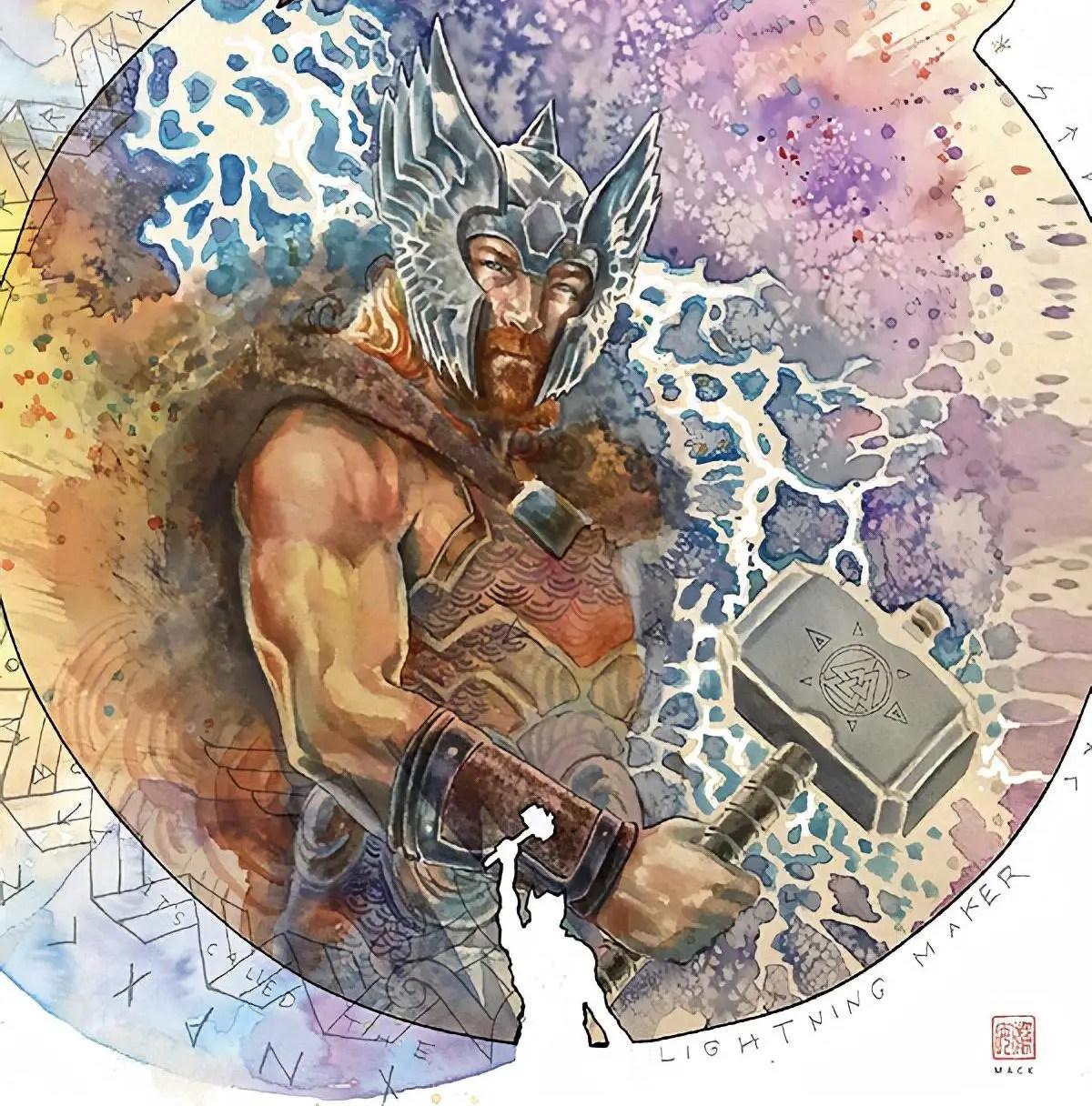 'Norse Mythology' #2 review