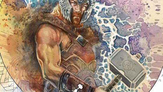 'Norse Mythology' #2 review