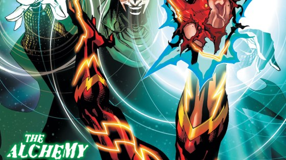 DC Preview: The Flash #765
