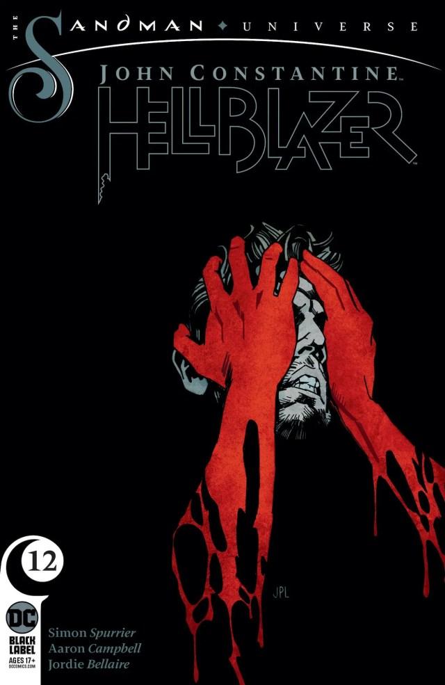 John Constantine: Hellblazer (2019-) #12