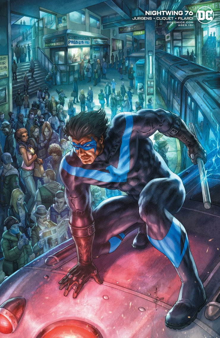 DC Preview: Nightwing #76